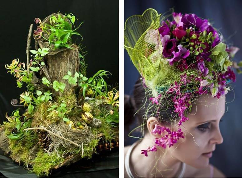 Botanical Couture by Françoise Weeks