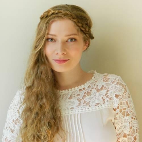 Naomi Farr - Editor of Sweet Violet Bride 2015 headshot