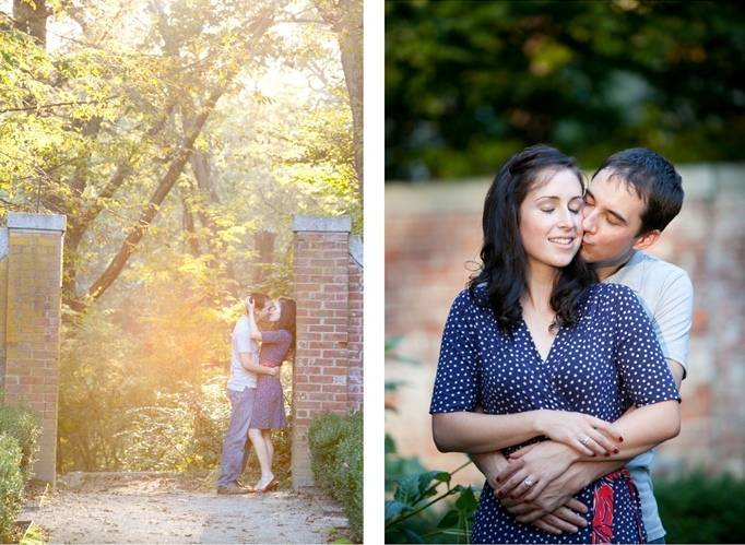 Vinyard Picnic Engagement by Cordele Photography