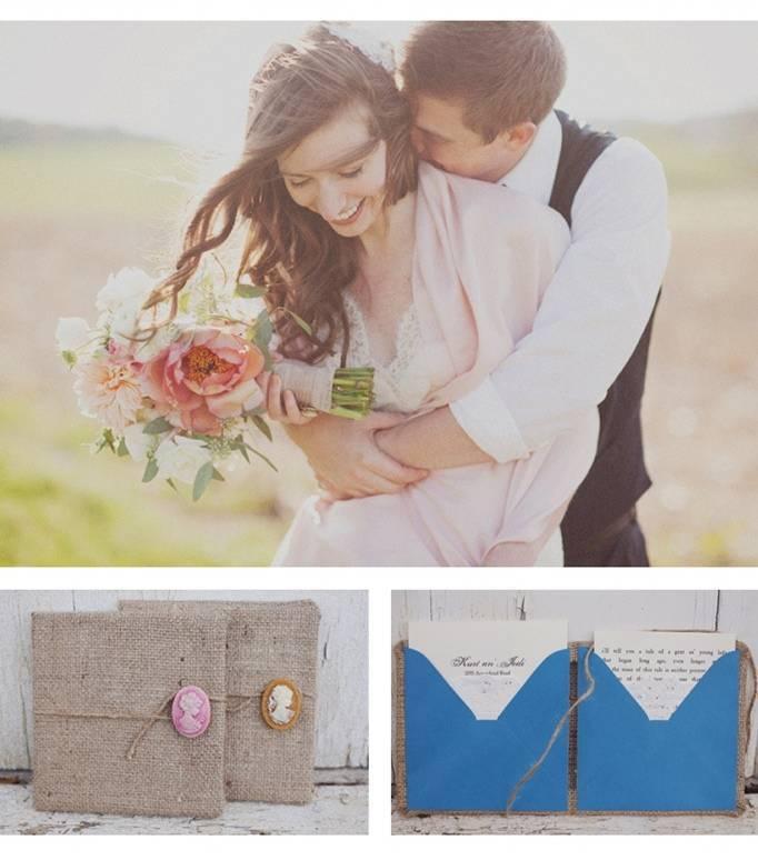 burlap wedding ideas, burlap wedding invitations