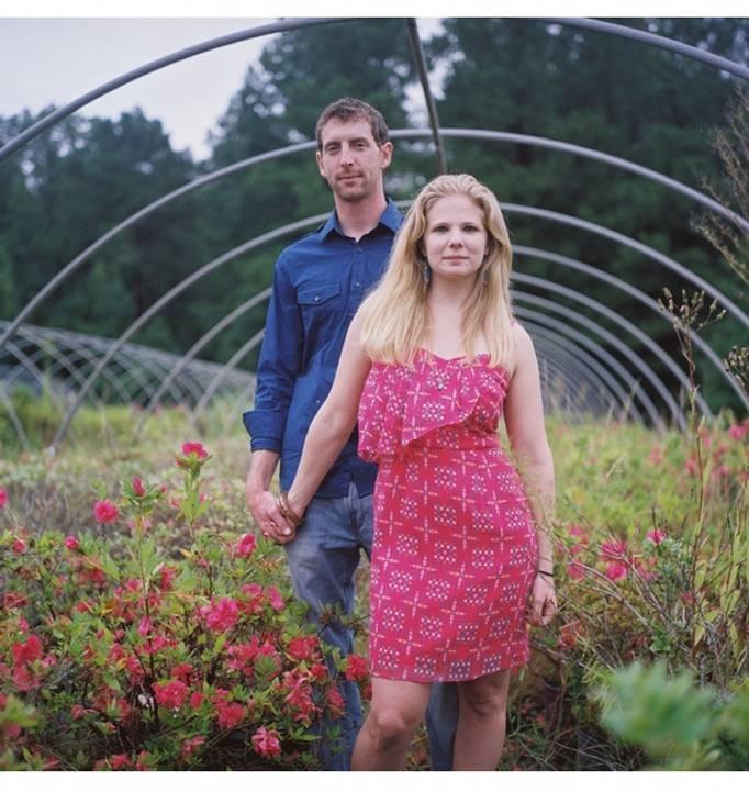 Virginia greenhouse engagement
