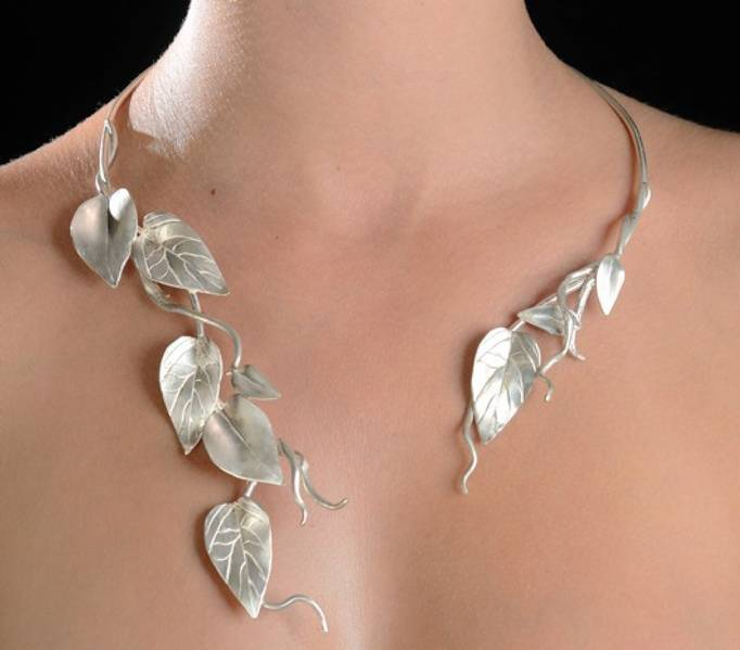 Fine Botanical Jewelry by Nikolaev Jewelry Designs