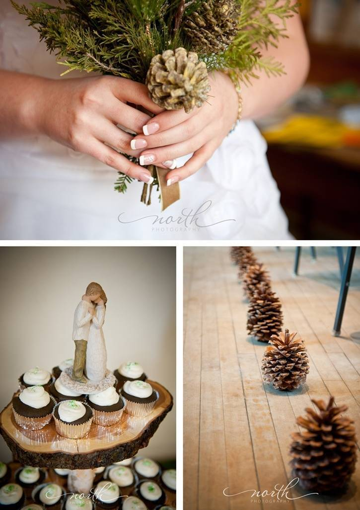 Tree Themed Wedding by North Photography