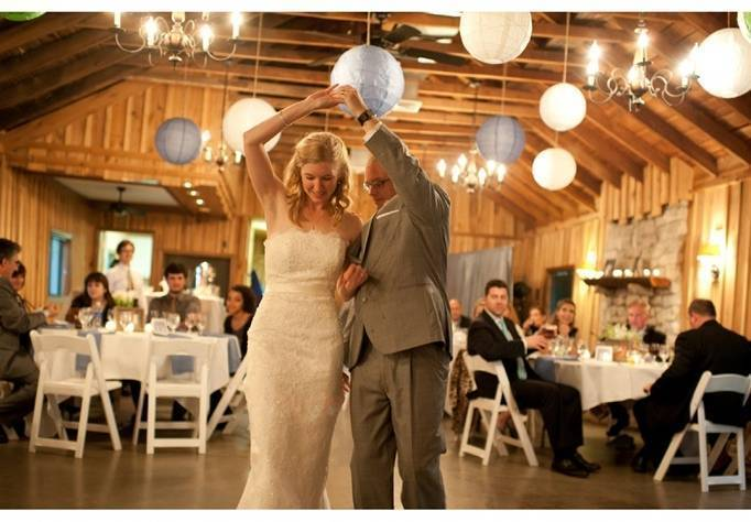 paper lantern wedding ideas