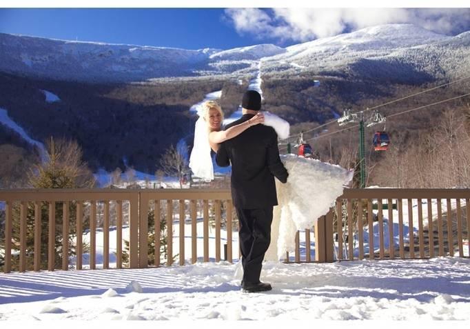 stowe mountain wedding
