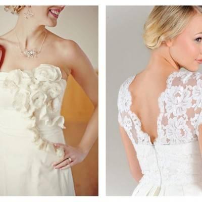 Eco Beautiful Wedding Dresses by Pure Magnolia