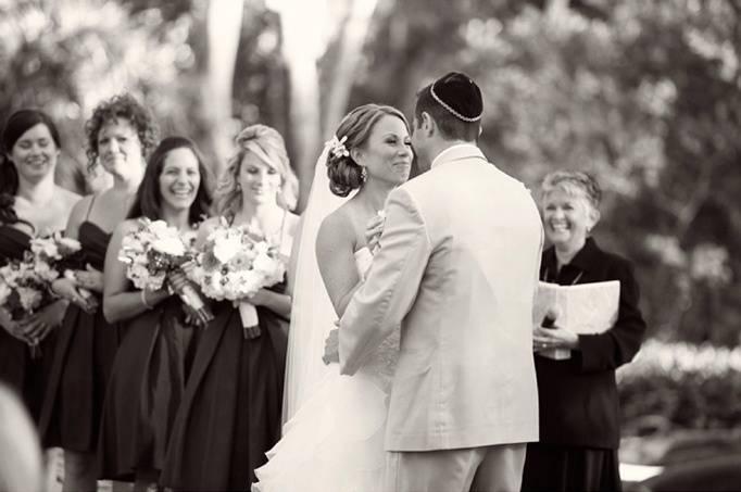 echanging vows