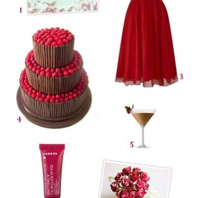 Wild Raspberry Wedding Inspiration