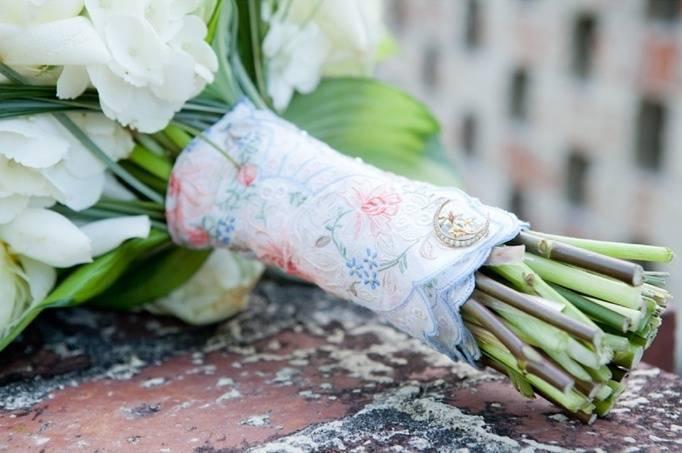 bouquet wrap ideas