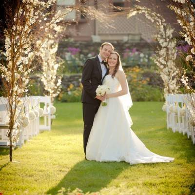 Garden Chic Vermont Wedding by Landwehrle Photography