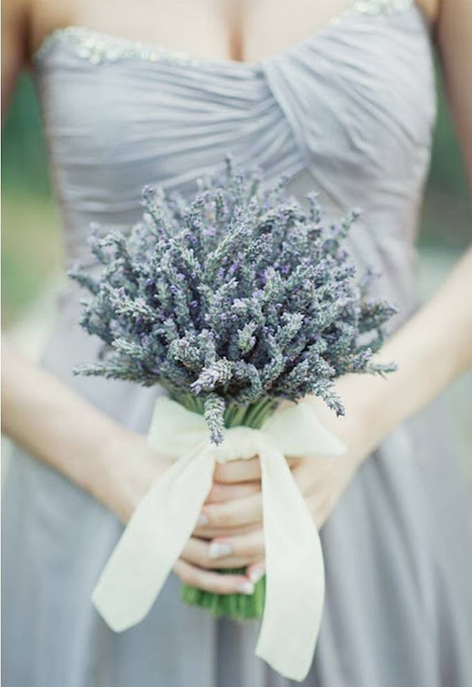 Wedding Flower Inspiration Lovely Lavender