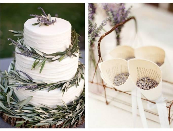 wedding flower inspiration lovely lavender