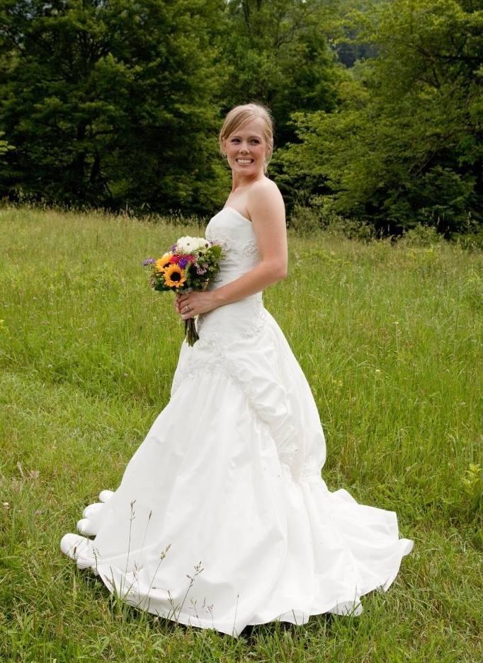 West Virginia Bride