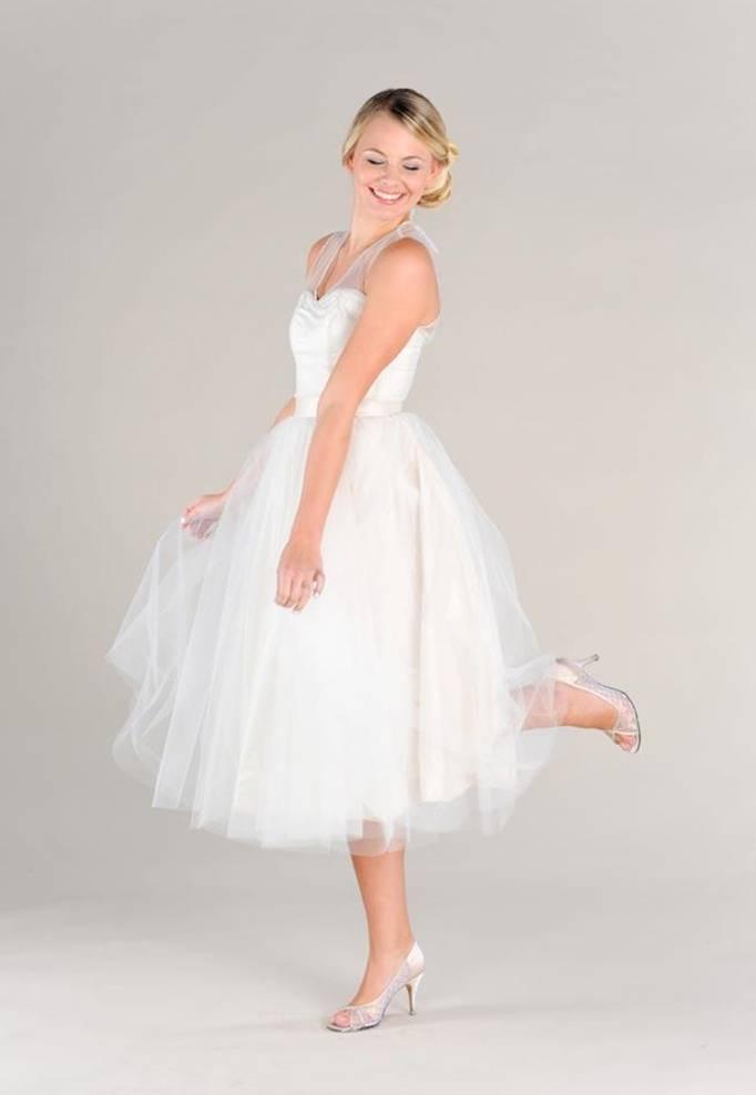 Pure Magnolia Dress