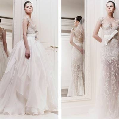 Zuhair Murad's 2012 Bridal Collection