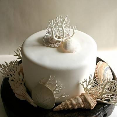 Seashell Wedding Inspiration