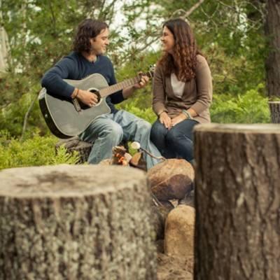 Lake Pleasant Engagement Session by Solas Studios