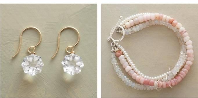 opal wedding jewelry