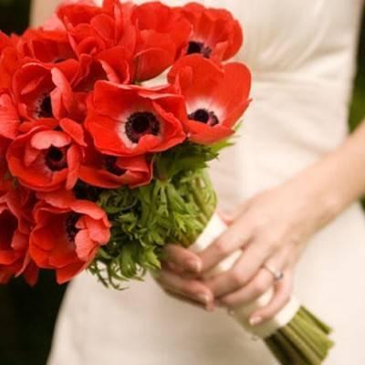 Wedding Flower Inspiration: Poppy