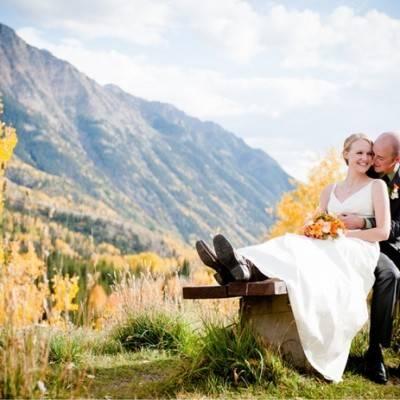 Durango Autumn Wedding by Christina Kiffney Photography