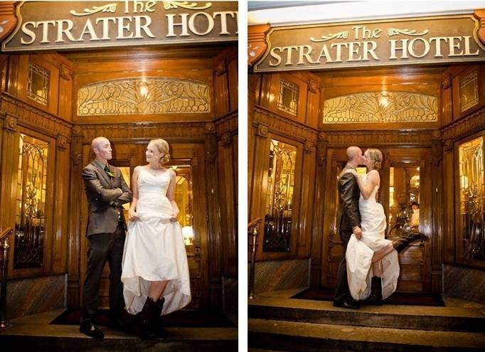 Strater Hotel Weddings