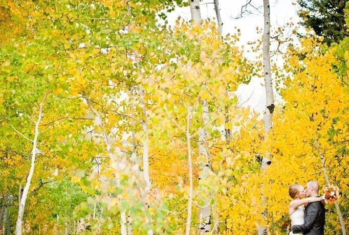 autumn wedding colors