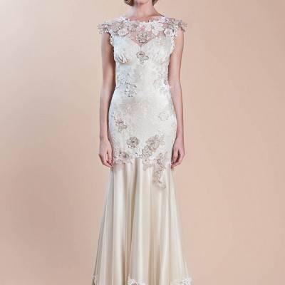 Claire Pettibone Bridal Collection Fall 2012