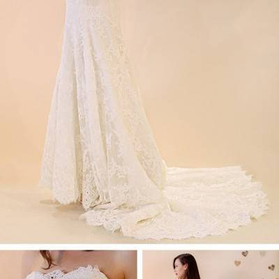 Ivy & Aster Spring 2013 Wedding Dress Collection