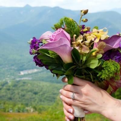 Loon Mountain Wedding – 1st Anniversary!