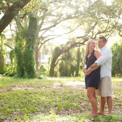 Tampa, Florida Engagement by Andi Diamond Photography