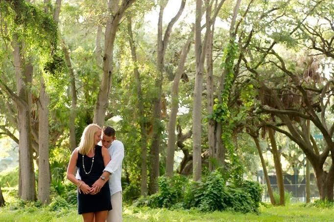 outdoorsy florida wedding