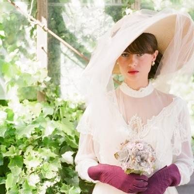 English Garden Tea Photo Shoot by Beaux Arts Photographie