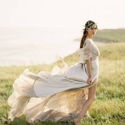 Greek Goddess Styled Shoot by Jose Villa Photography