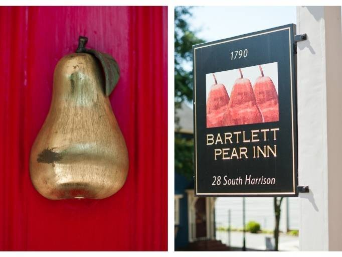 Bartlett Pear Inn Weddings