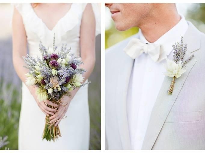 lavender bouquet