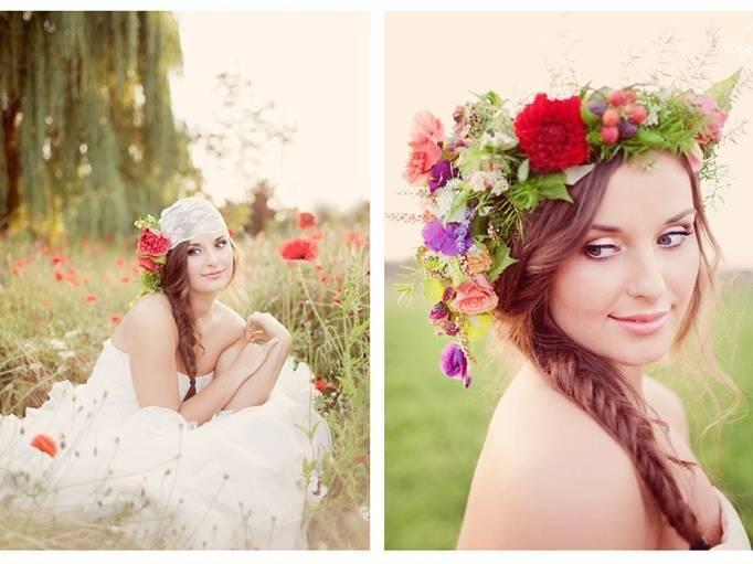 poppy wedding theme