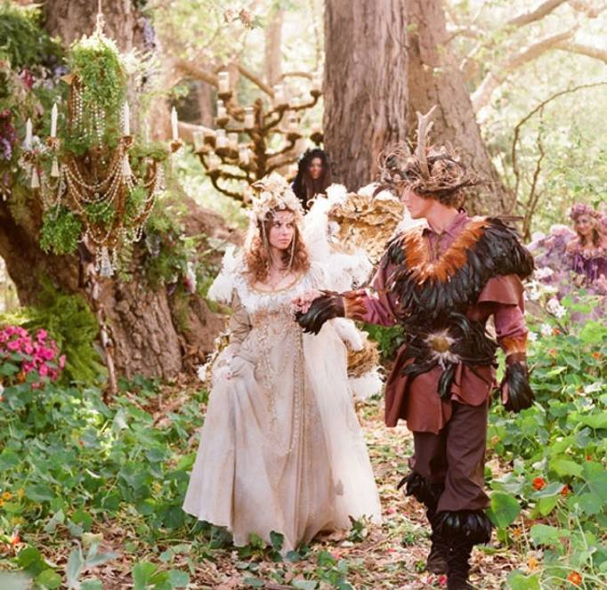 faery wedding