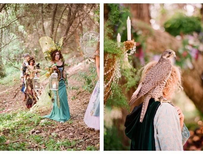 faerie wedding