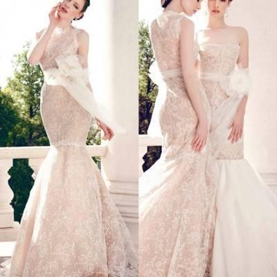 Yumi Katsura Garden Glamorous Wedding Gowns