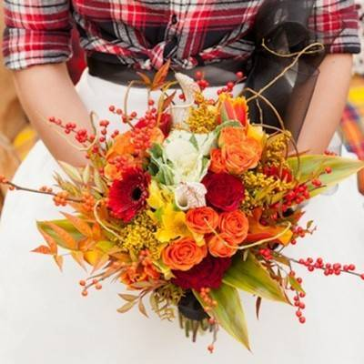 Apple of My Eye: Autumn Wedding Inspiration