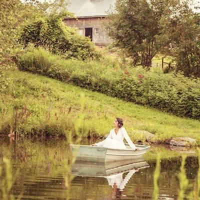 Farm to Table: Organic Wedding Inspiration