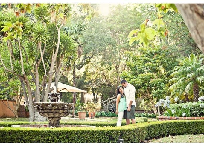 garden engagement