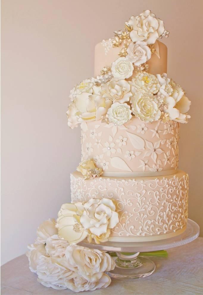 Wedding Cake Inspiration Beautiful Botanicals