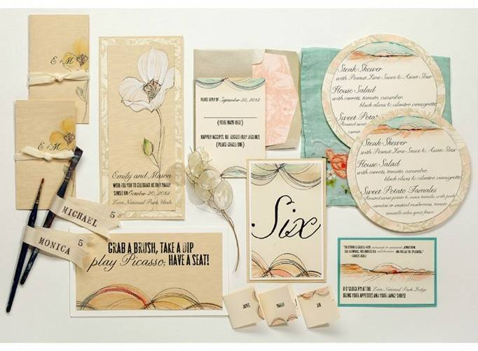 Botanical Wedding Invitations is one of our best ideas you might choose for invitation design