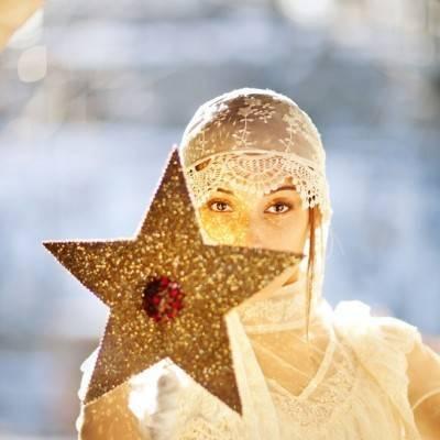 Styled Inspiration: Stars of the Wedding Garden Photo Shoot
