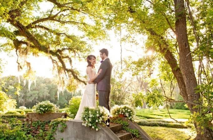 Afton Villa Gardens Wedding by Joie du Jour Photography