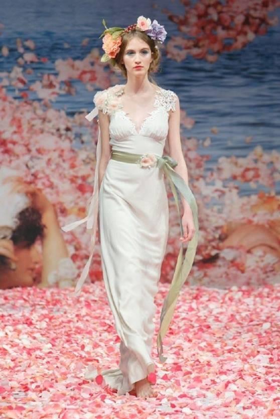 Claire Pettibone Spring 2013 Bridal Collection