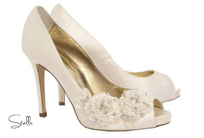 Enchanting Couture Shoes by Freya Rose