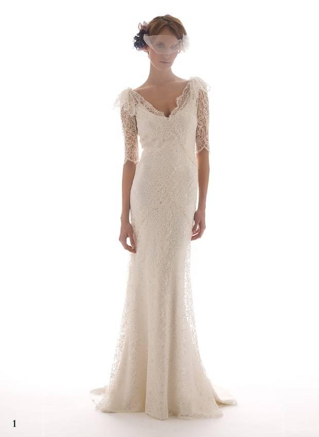 Elizabeth Fillmore Sandrine dress
