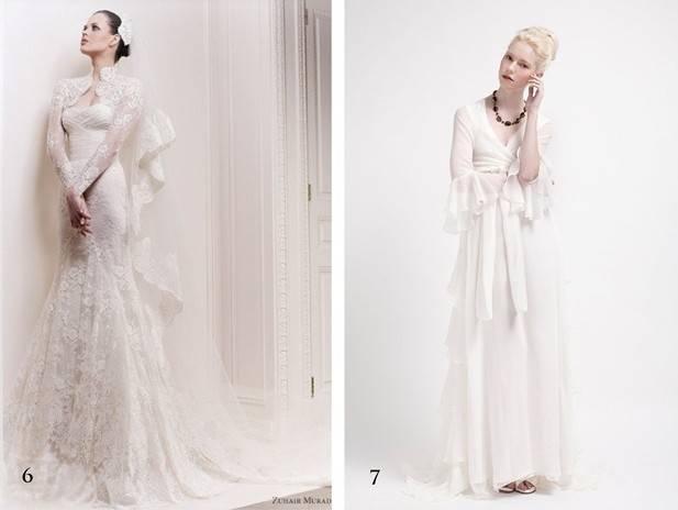 zuhair murad long sleeve wedding dress kelsey genna